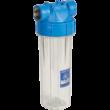 """Aquafilter 10"""" szűrőház készlet + OKT 1 vízkeménység mérő (3/4 col)"""