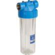 """Aquafilter 10"""" szűrőház készlet + OKT 1 vízkeménység mérő (1 col)"""