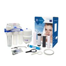 Aquafilter 6 fokozatú fordított ozmózis elvű háztartási víztisztító berendezés