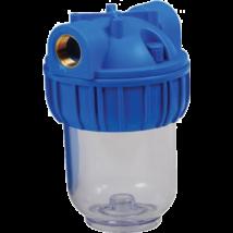 Előszűrő vízlágyító berendezésekhez (5 col-os, szűrőbetéttel)