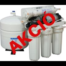 BlueClear-RO-75-P Fordított ozmózis elvű háztartási víztisztító berendezés nyomástartállyal, nyomásfokozó pumpával, csapteleppel