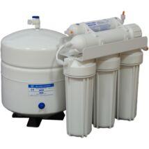 BlueClear-RO-50 Fordított ozmózis elvű háztartási víztisztító berendezés csapteleppel