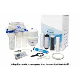 Aquafilter 6 fokozatú háztartási víztisztító berendezés