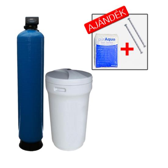 Euro-Clear BlueSoft-120-VR1 háztartási vízlágyító berendezés