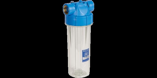 Előszűrő vízlágyító berendezésekhez (10 col-os) 1 colos csatlakozással