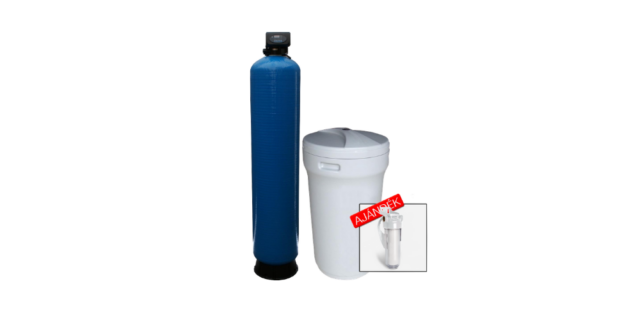 Euro-Clear BlueSoft 100 VR34 háztartási vízlágyító berendezés